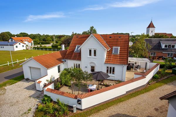 Hovgårdvej 3, Sahl Villa