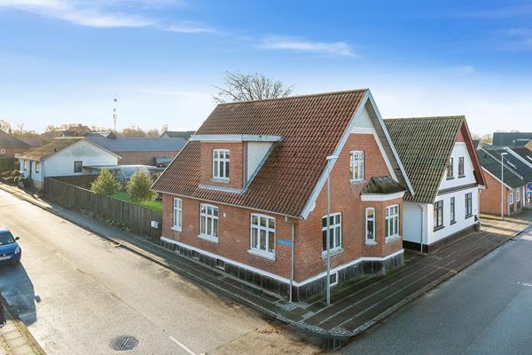 Danmarksgade 47 Villa