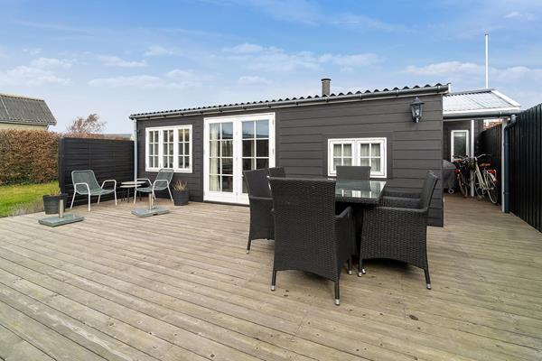 Grønningen 50A, Enø Fritidshus