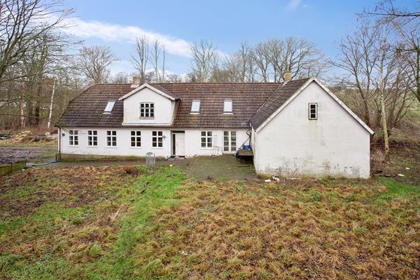 Gl.Søndervangsvej 1, Sønderup Nr Villa