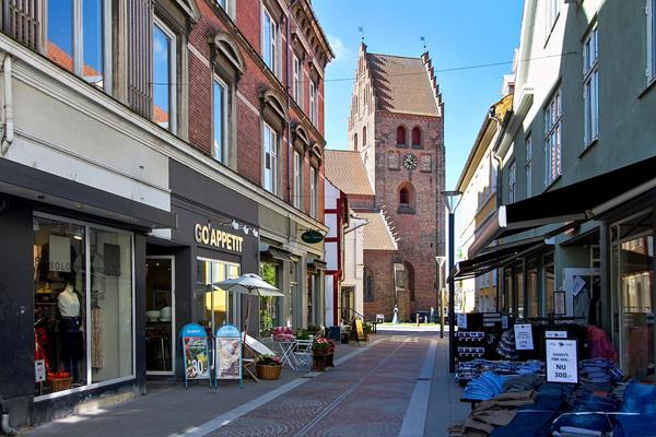 Kirkestræde 1A, 1. TV., Næstved By Ejerlejlighed