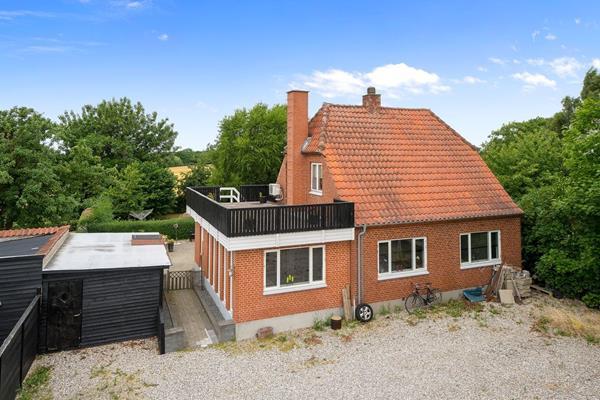 Næstvedvej 56, Fensmark Villa